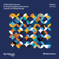 RPA - TIAA Institute Trends in Philanthropy June 2017