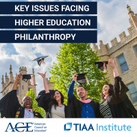Higher Ed Philanthropy Image